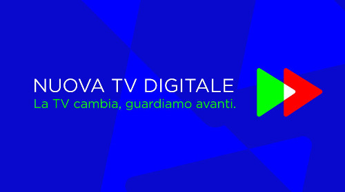 nuova tv digitale terrestre