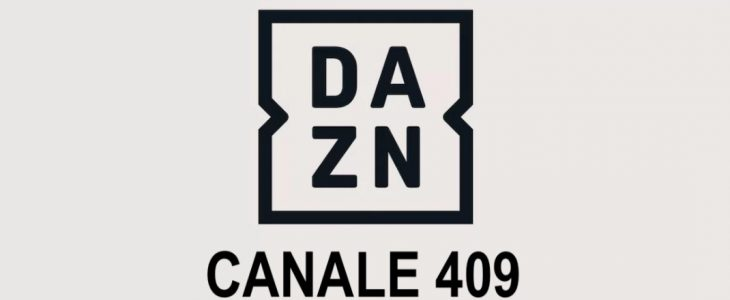 dazn channel 409 digitale terrestre